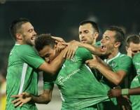 Шампионът Лудогорец с убедителна победа 4:0 над Дюделанж