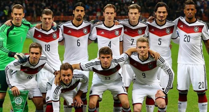 Германия е новият световен шампион по футбол