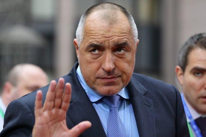 Бойко Борисов: Репутацията на България след управлението на Орешарски е нула