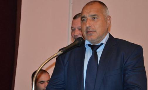 Бойко Борисов поздрави Михаил Миков по случай избирането му за председател на БСП