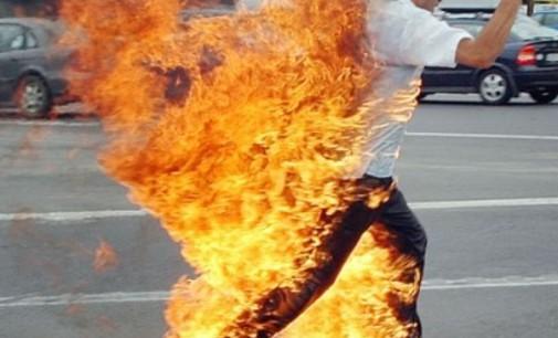 """25-годишен мъж се е самозапали в столичния квартал """"Люлин"""""""