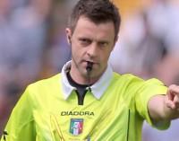 Никола Рицоли ще ръководи мача на годината