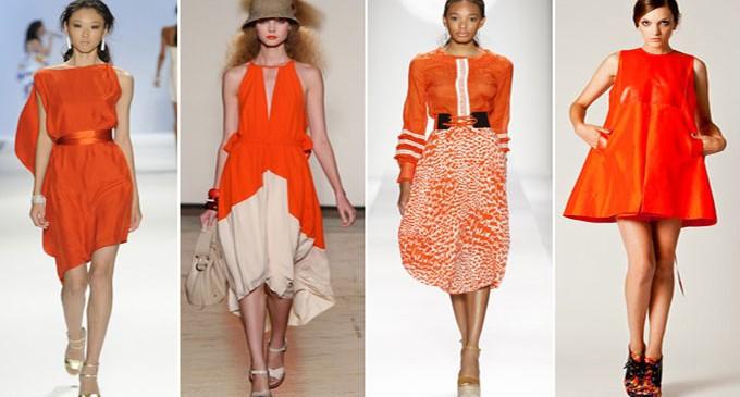 Оранжевото – новото черно