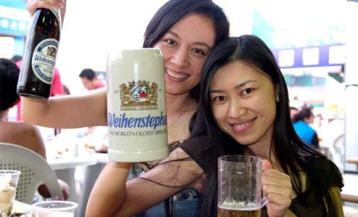 Фестивал на бирата в Циндао, Китай