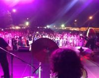 Над 10 000 души пяха с Индира Радич във Видин