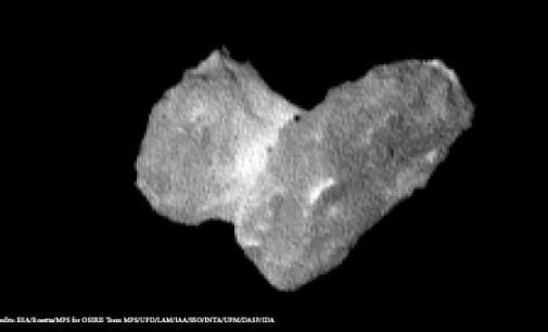 Европейският космически апарат Rosetta достига целта си
