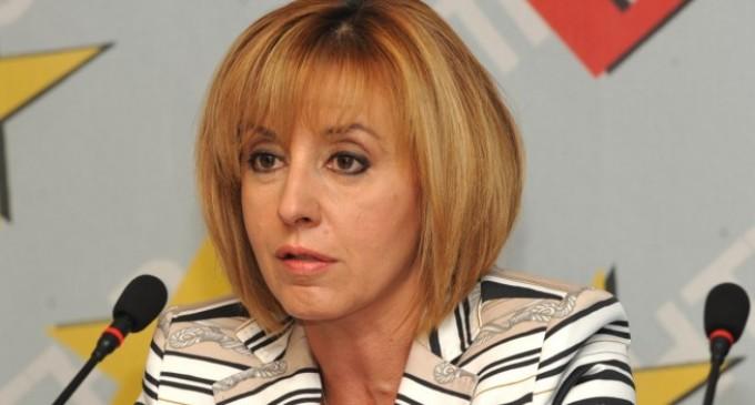Мая Манолова: БСП тръгва за победа на предстоящите избори