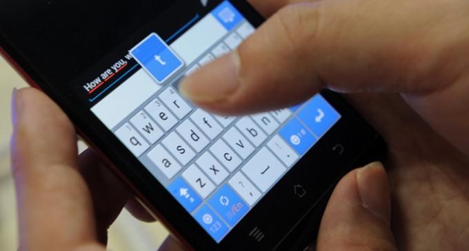Изпращането на SMS-и може да подобри самочувствието ни