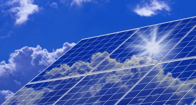Соларни панели вместо прозорци