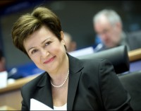 Кристалина Георгиева ще отговаря за бюджета и човешките ресурси в новата ЕК