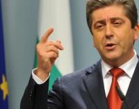 Георги Първанов: Аз не искам да бъда министър-председател