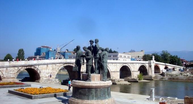 Пет нови паметника в града-музей Скопие