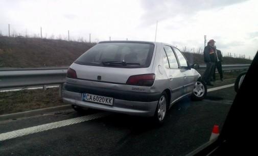 """Километрично задръстване на автомагистрала """"Струма"""""""