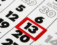 Днес е…поредният петък 13-и
