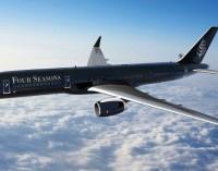 Най-луксозният хотел във въздуха