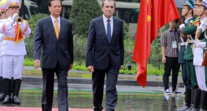 Българска компания ще консултира виетнамското правителство по въпросите за ядрената енергетика