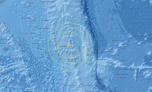 Земетресение 8,5 по Рихтер в Япония