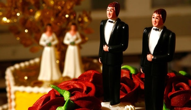 60% от американците одобряват гей браковете