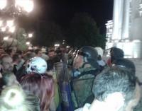 Напрежение в Македония