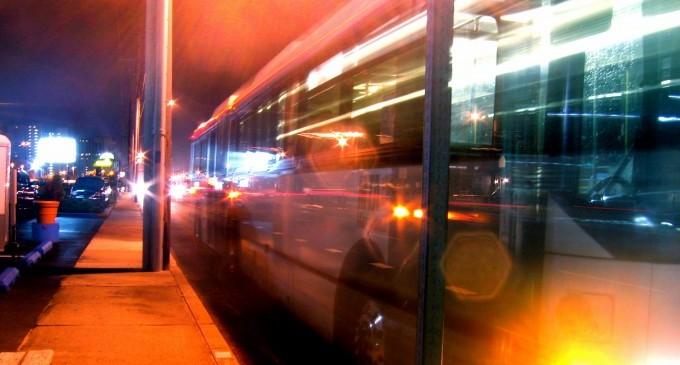 Идея за нощен транспорт в София