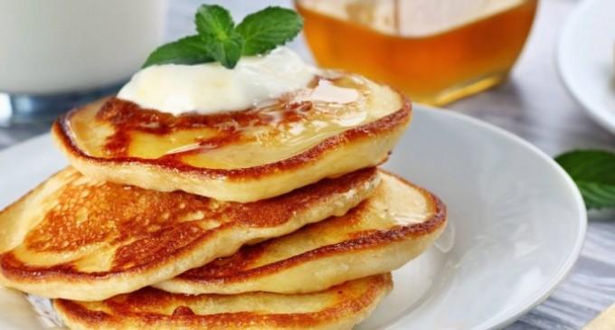Палачинки без брашно и мляко