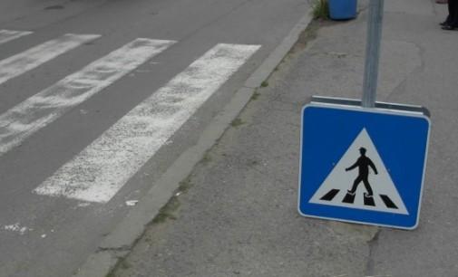 300 хил. лева за обновяване на пешеходни пътеки