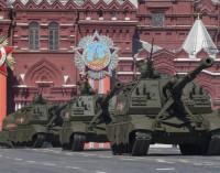 Тържествен военен парад в чест на Деня на победата