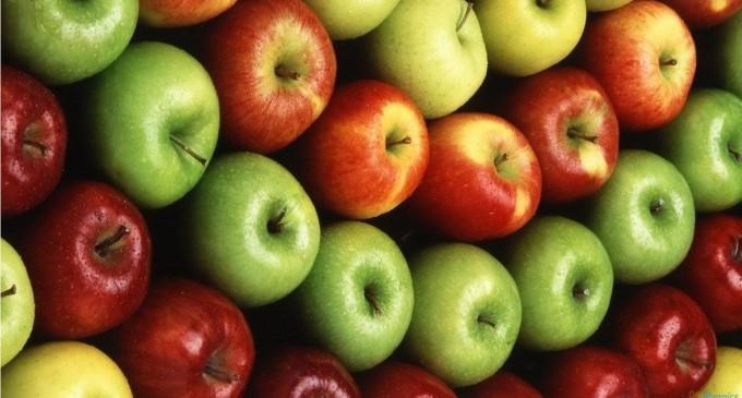 Маска за лице от ябълки