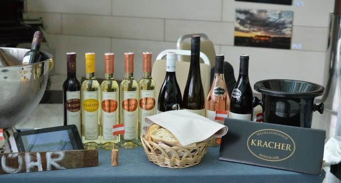 Десертните вина – хит на Grand Austrian Tasting 2015