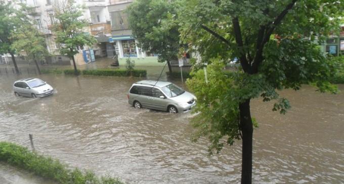 Потоп в Димитровград! Градушка унищожи реколтата