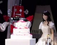 Състоя се първата сватба на роботи в света /Видео/