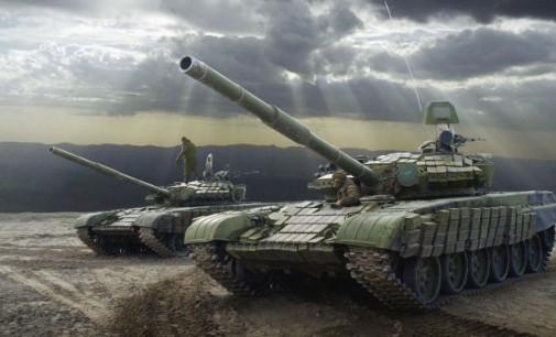 """Два танка пътуват към """"Ново село"""""""