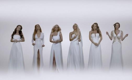 Звездите на фолка се събраха в общ видеоклип
