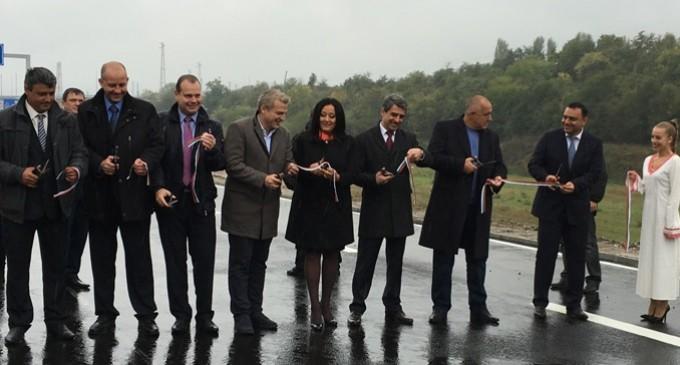 """До дни ще бъде пусната АМ """"Марица"""", обеща Борисов"""