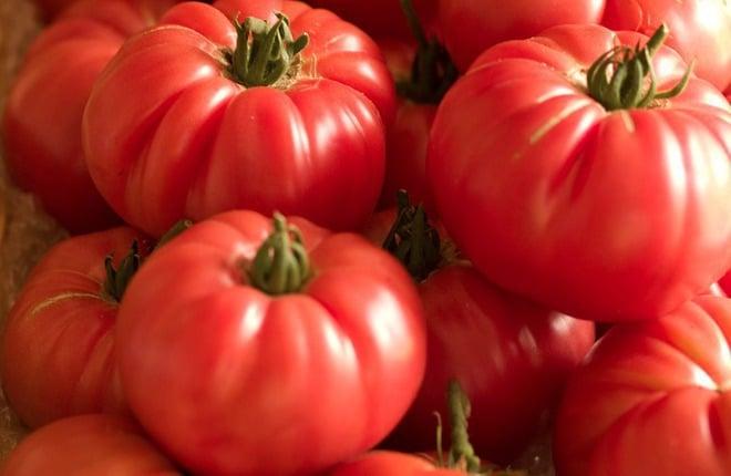 розовите домати